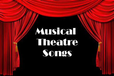 Musical Theater Songs: June 2013