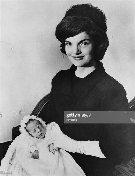 Jackie Kennedy , the wife of the American President-Elect