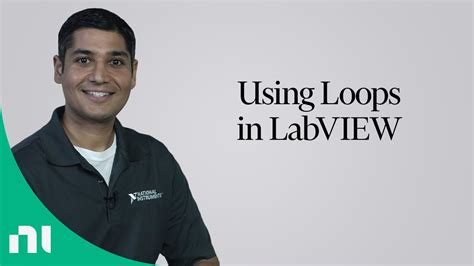 Using Loops in LabVIEW - YouTube