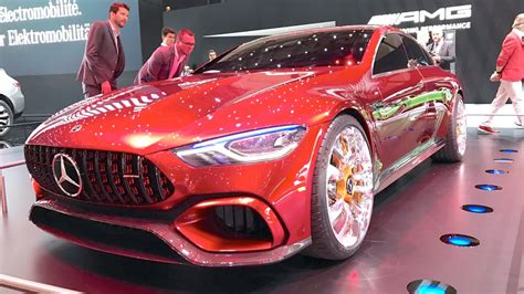 MERCEDES MAYBACH G650 & AMG GT CONCEPT - Stand Mercedes
