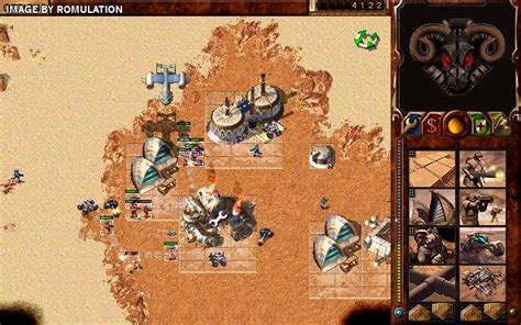 Dune 2000 (USA) PSX / Sony PlayStation ISO Download