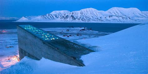 Near Arctic, Seed Vault Is a Fort Knox of Food - The New