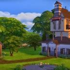 First Snow MOD by SimCookie » Sims 4 Updates