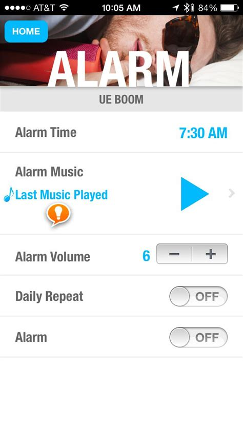 Logitech's UE Boom Speaker System Can Now Wake You Up