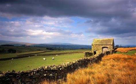 The Forest of Bowland - England's answer to Tuscany