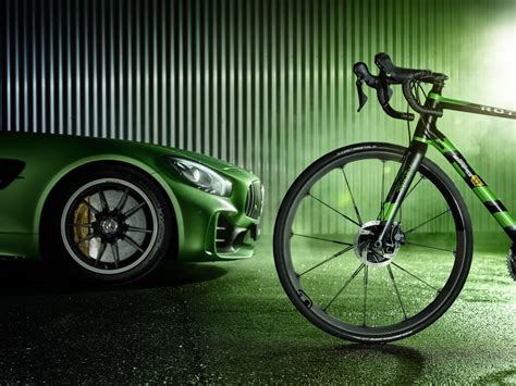 Mercedes-AMG's New Bike Is Priced as Absurd as Its