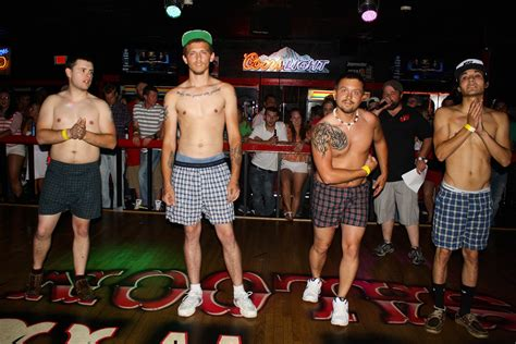 Boots & Boxers Contest at Hog Wild Saloon   Events