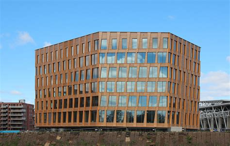 Valle Wood in Oslo   low-rise building