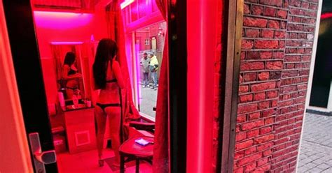 Behind the Red Light District: Normalizing prostitution