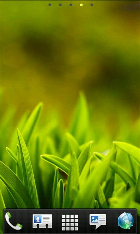 Download Green Grass For Android Phones Theme - Android