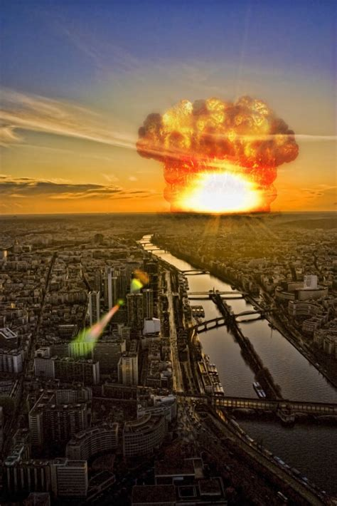 Why We Don't Want Another Nuclear Explosion to Ever Happen