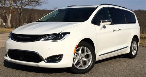 2017 Chrysler Pacifica Touring L Plus Review +VIDEO By