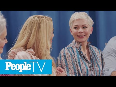 Michelle Williams brings best friend Busy Philipps to the