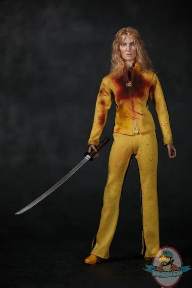 1/6 Scale Kill Bill The Angry Bride Limited Fullset by