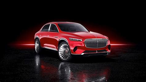 Vision Mercedes-Maybach Ultimate Luxury is a High-Riding
