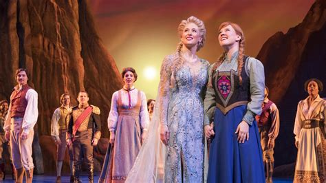 Review: 'Frozen' on Broadway Needs to Let It Go