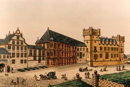 The history of the Electoral Palace: Mainz Congress