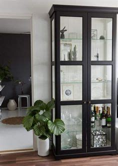 My One Way - new cabinet in our living room - black