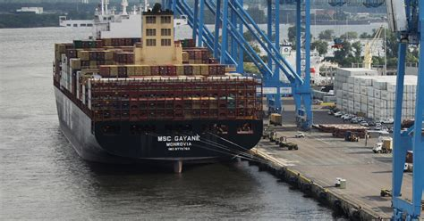Ship seized in massive drug bust is owned by JP Morgan