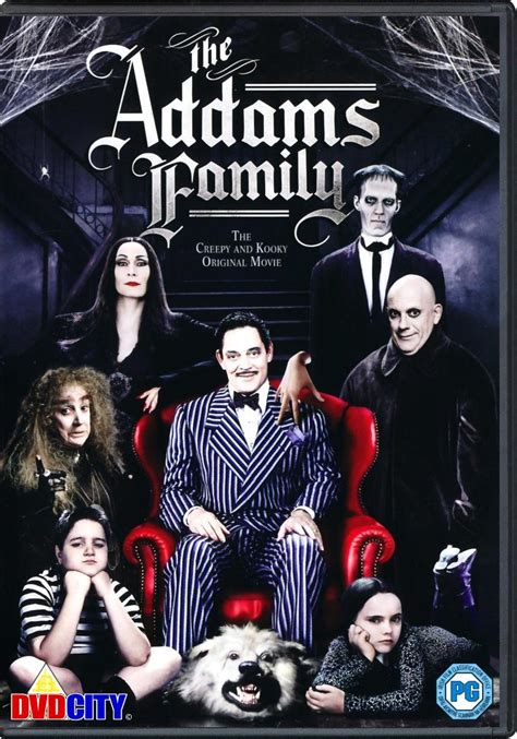 Familien Addams (1991) - dvdcity
