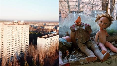 Video reveals what it's like inside the real Chernobyl