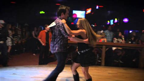 Cowboys Red River Dance Competition - YouTube