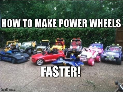 How To Make Power Wheels Go Faster - Convert 12 Volts to