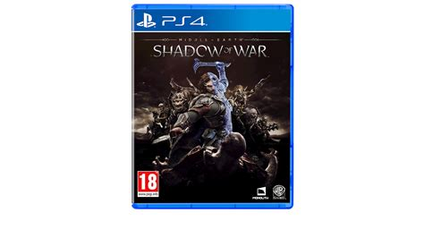 PS4 Middle-Earth: Shadow of War - Middle-Earth: Shadow of War