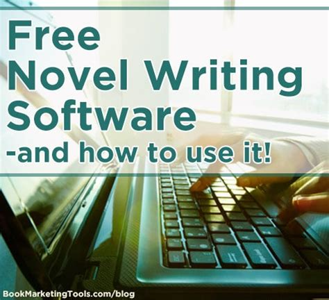 FREE Novel Writing Software – and how to use it! | Book