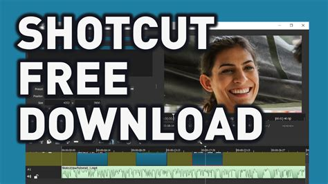 Download SHOTCUT Video Editor For FREE | How To Guide