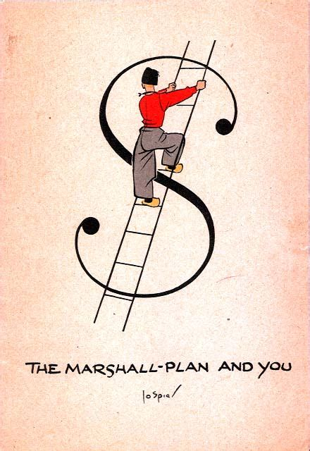 Book: The Marshall Plan And You - For European Recovery