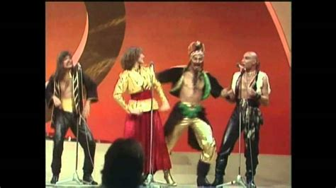 Dschinghis Khan - Germany 1979 - Eurovision songs with