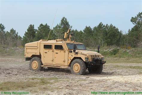 Sherpa Light Scout 4x4 wheeled tactical armored vehicle