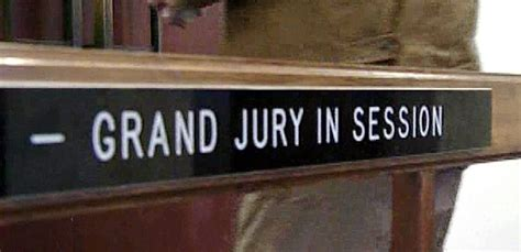 """Marching On!: My """"Grand"""" Jury Experience"""