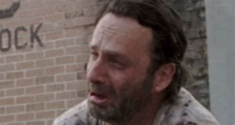 Quiz: Why Is This Walking Dead Character Crying? - CINEMABLEND
