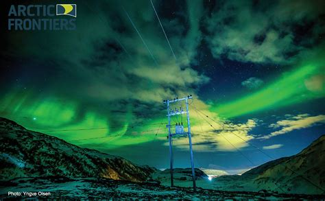 Green solutions for a sustainable Arctic - Arctic Frontiers