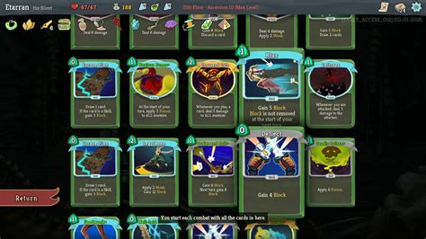 Slay the Spire - Ascension 10 The Silent Walkthrough and