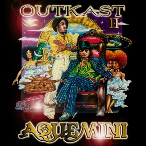 OutKast, 'Aquemini' | 500 Greatest Albums of All Time