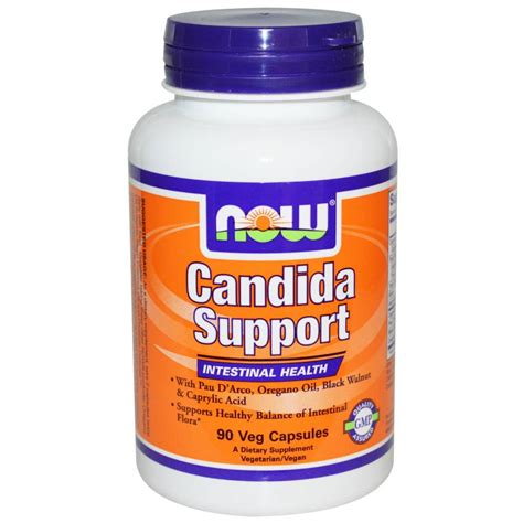 Now Foods, Candida Support (90 veg