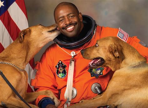 Chasing Space: Astronaut Leland Melvin's Journey From