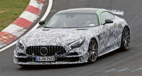 2020 Mercedes-AMG GT R Black Series To Have 700+ HP