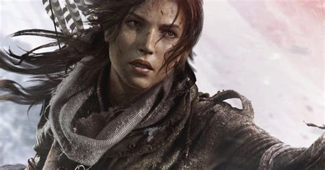 Face-Off: Rise of the Tomb Raider on PS4 • Eurogamer