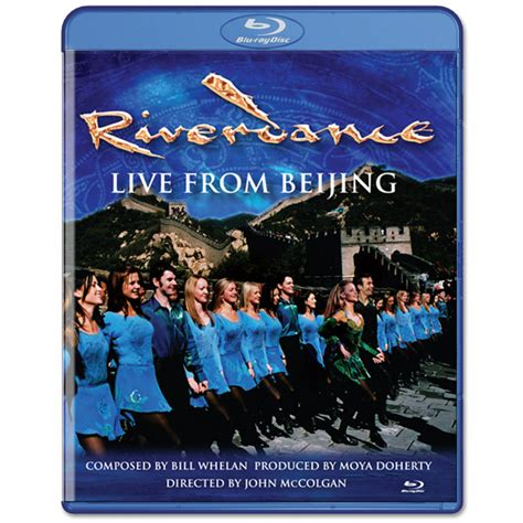 Riverdance Live from Beijing DVD & Blu-ray available in UK