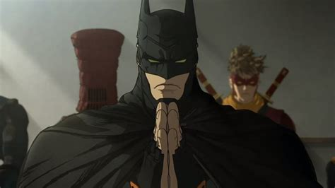 First Trailer For BATMAN NINJA Is, Uh, Well It's Something