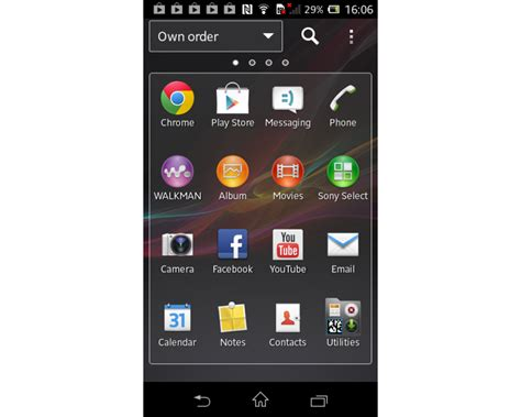 Sony Xperia L review   Expert Reviews