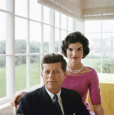 Exhibition offers a look at the Kennedys' most intimate