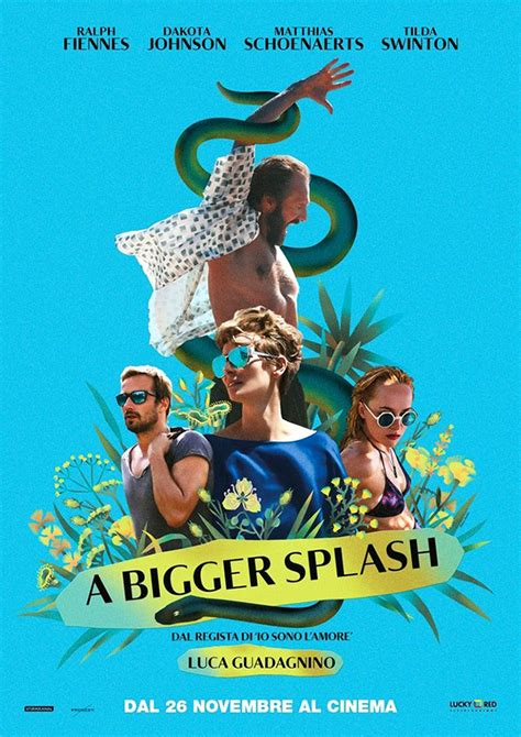 Watch: 3 Clips And New Images From 'A Bigger Splash' With