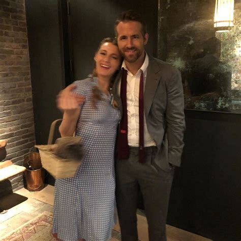 Ryan Reynolds Surprises Wife Blake Lively By Posting The