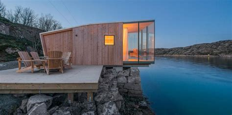 Northern Stars: Inside the Cantilevered Cabins of