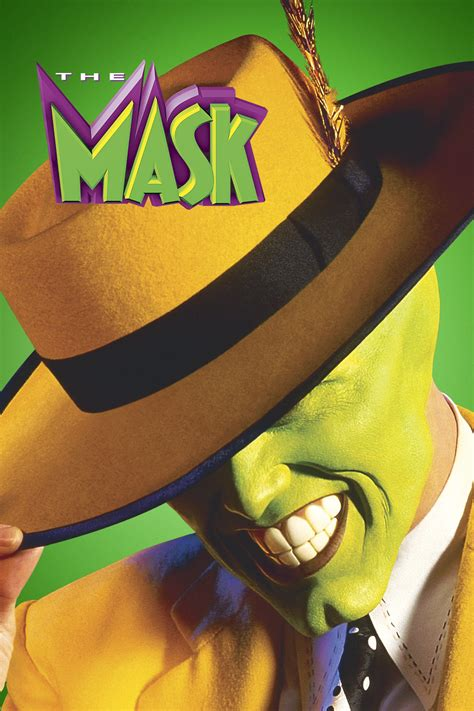The Mask (1994) - Posters — The Movie Database (TMDb)
